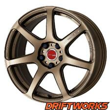 WORK Emotion T7R 18x8.5 ET45 5x100 Ash Titan Bronze -