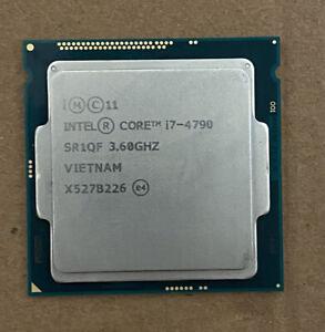 Intel Core i7-4790 3.60GHz Quad Core 8MB Processor LGA1150 SR1QF