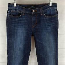 ef89a85122dee Joe's Jeans petite women W27 stretch blue faded dark wash mid rise bootcut  jeans