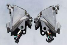 Blinker Kawasaki ZX10R ZX10-R 04-05 links+rechts schwarz getönt signals NEU