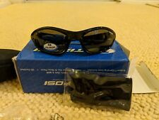 Tifosi Q2 Polarized, Gloss Black with Grey Polarized Lens, Brand New with Tags