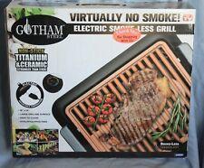 Gotham Steel 1619 Smokeless Electric Grill