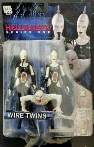 Hellraiser Câble Twins + Torse Action-Figures 16cm Neca