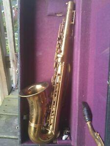 Martin Home Model Saxophone w/ Hard Case - Vintage Used Elkhart Indiana 1930s?