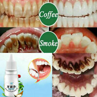 Teeth Whitening Essence Serum Plaque Stains Remove R6T7 Care 10ml Oral NE L Y1H6