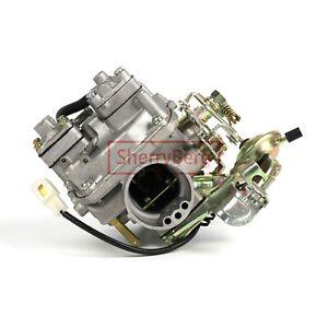 CARBURETTOR Carburetor Carb FOR SUZUKI SJ410 F10A 465Q ST100 SAMURAI JIMNY SUPER