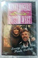 Every Time Two Fools Collide: The Best of Kenny Rogers & Dottie West {Cassette}