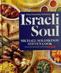 """NEW""  SALE PRICE! Israeli Soul : Easy, Essential, Delicious  S.Cook/M.Solomonov"