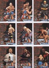 "WWE/WWF 2001 ""STONE COLD SAID SO"" 15 INSERT CARD SET - NEW CONDITION"