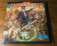 ELTON JOHN ~ CAPTAIN FANTASTIC ORIGINAL FIRST PRESS COMPLETE WITH INSERTS ~ 1975