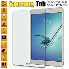 Premium 9H HD Ultra Slim Real Tempered Glass Screen Protector For Samsung Tablet