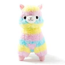 "7"" Rainbow Cute Alpacasso Kawaii Alpaca Llama Arpakasso Soft Plush Toy Doll-Gift"