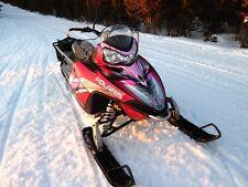 POLARIS SHIFT RMK DRAGON sled wrap graphics kit #8800 Pink Free Custom Service