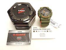 Casio G-Shock Tactical Series Watch - Army Green/Orange - GA110LN-3A