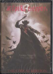 JEEPERS CREEPERS 3 - THIRD TIME'S THE CHARM - NEW & SEALED DVD FREE LOCAL POST