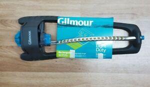 Gilmore Light Duty Adjustable Rectangular Sprinkler- Grey
