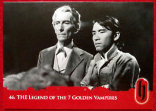 HAMMER HORROR - Series Two - THE LEGEND OF THE 7 GOLDEN VAMPIRES - Card #46