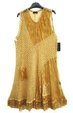 NEU SARAH SANTOS Strickkleid Kleid Robe Dress M 40 42 Lagenlook Wolle **