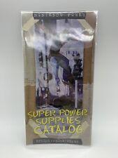 **RETRO** Nintendo Power SUPER POWER SUPPLIES CATALOG - SPRING 1995