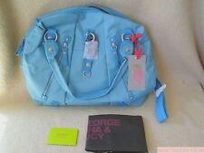 Nylon Three Weeks 07 Kifum aqua NEU Tasche GEORGE GINA & LUCY Handtasche Tasche