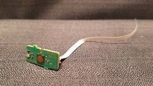 Sony Playstation 3 PS3 Super Slim Power Button Board + Flex Cable MSW-001