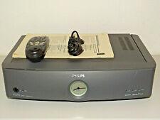 Philips VR969/02 High-End S-VHS Videorecorder, FB&BDA, 2 Jahre Garantie