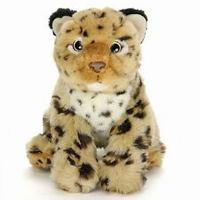Leopard Cub Plush Stuffed Animal  COLORATA