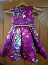 Monsoon girls Party dress age 5