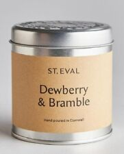 """St Eval """"Dewberry & Bramble"""" Scented Candle in a Tin"""