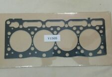 Kubota V1505 metal sheet gasket 4 cylinder 78mm bore