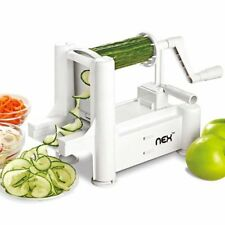 5-Blade Spiralizer Vegetable Slicer, Zucchini Noodle Maker, Best Veggie Pasta