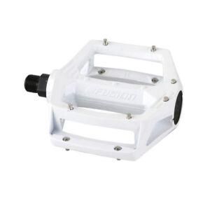 """Haro Fusion Pedals 9/16"""" White"""