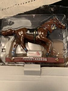 """""""The Sultan of Saratoga"""" - Fourstardave Bobblehead Horse Racing Collectible"""