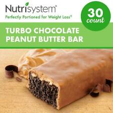 Nutrisystem Turbo Chocolate Peanut Butter Bar, 1.8 Oz, 30 Count