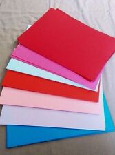 Coloured Paper A4, 80g/(120g-Metalized), Free Postage, Invitation Birthday
