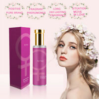 Lure For Him/Her Pheromone Attractant Cologne Flirting Perfume Spray Longlasting