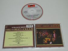 CREAM/STRANGE BREW/THE VERY BEST OF CREAM(POLYDOR 811 639-2) CD ALBUM