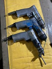 Lot 3 Rand And Other Brands Air Tool Others Brands 3/8 Air Drill (air26