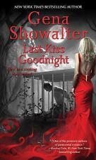 Otherworld Assassin: Last Kiss Goodnight by Gena Showalter (2012, Paperback)