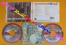 CD WOODSTOCK TWO 2 CD compilation 1971 JIMI HENDRIX JOAN BAEZ MOUNTAIN (C11)