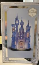 New Cinderella Castle Light-Up Figurine Castle Collection Limited Release 1/10