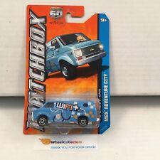 '75 Chevy Van * Blue * Matchbox * G14