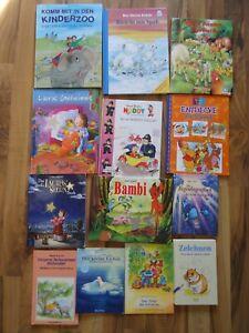 Kinder Bücherpaket 13 Teile