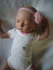Reborn Baby Girl Noa by Gudrun Legler Limited Edition Realistic Newborn Doll