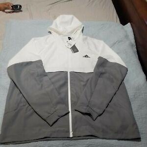 Adidas Windseeker Jacket CG1593 Size 2XL
