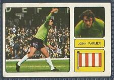 FKS 1973/74 WONDERFUL WORLD OF SOCCER STARS-#237-STOKE CITY-JOHN FARMER