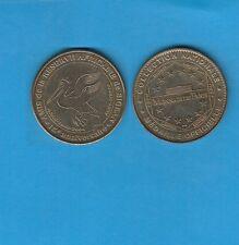 Aude Sigean Réserve Africaine Le Pélican N°3   2004B Médaille Monnaie de  Paris