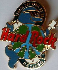 Hard Rock Cafe BEIJING 1996 EARTH DAY PIN Rockin' Dolphin