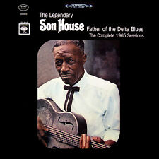 SON HOUSE Father of the Delta Blues: Complete 1965 Sessions 180 gram NEW UK 2 LP