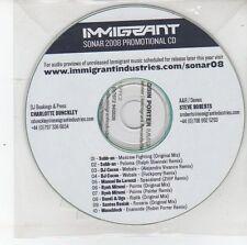 (DS794) Subb-an / DJ Cocoe / Ryoh Mitomi, 10 tracks - 2008 DJ CD